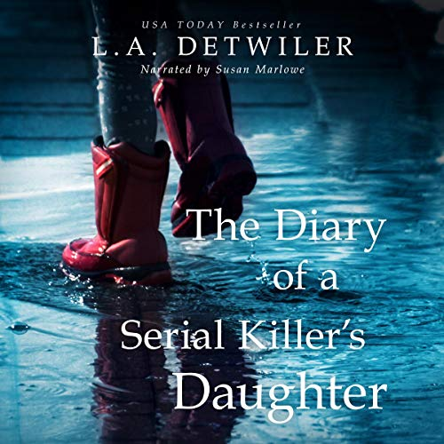 The Diary of a Serial Killer's Daughter cover art