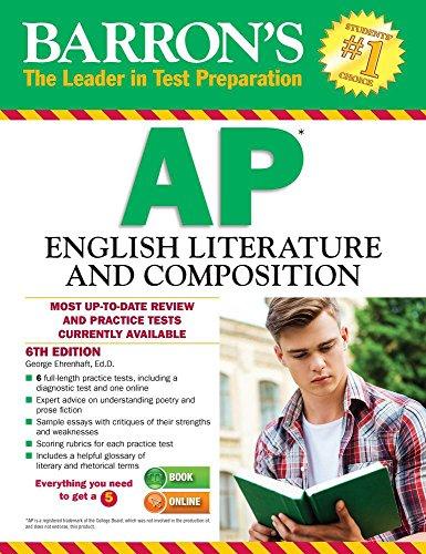 Barron's AP English Literature and Composition, 6th Edition (Barron's AP English Literature & Compos