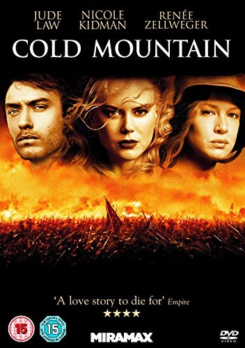 Cold Mountain *Ray Winstone* [REGION 2 FORMATTED PAL VERSION DVD]