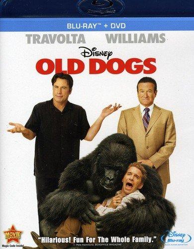 Old Dogs [Edizione: Stati Uniti] [Reino Unido] [Blu-ray]
