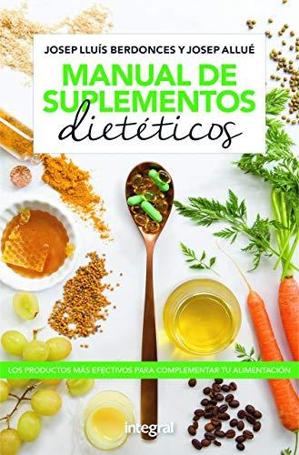 Manual de suplementos dietéticos (SALUD)