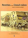 Recettes de nos grand-mères dans le Territoire de Belfort
