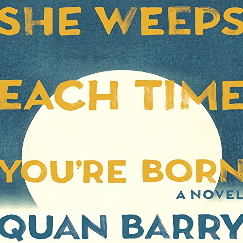 She Weeps Each Time You're Born audiobook cover art
