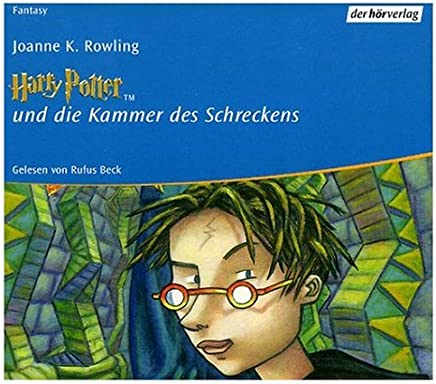 Harry Potter und die Kammer des Schrekens (German 10 Compact Disc Edition of Harry Potter and the Chamber of Secrets