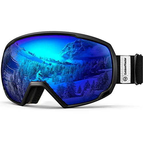 OutdoorMaster OTG Snowboard Goggles