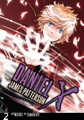 Daniel X: The Manga Vol. 2 (English Edition)