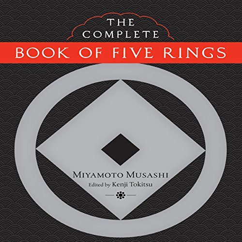 The Complete Book of Five Rings audiobook cover art
