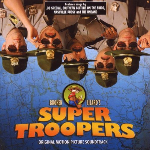 Top super troopers soundtrack for 2020