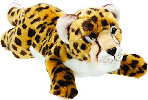 Suki Gifts 12127 Liegende Gepard Kuscheltier, 30cm, Suki Classic, 30 cm