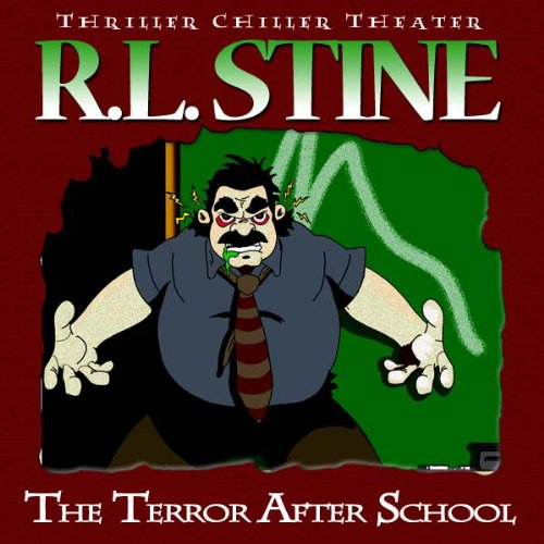 The Terror after School audiobook cover art