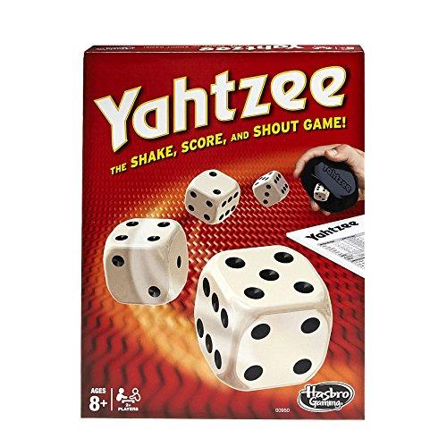 Hasbro [UK-Import] Yahtzee Classic