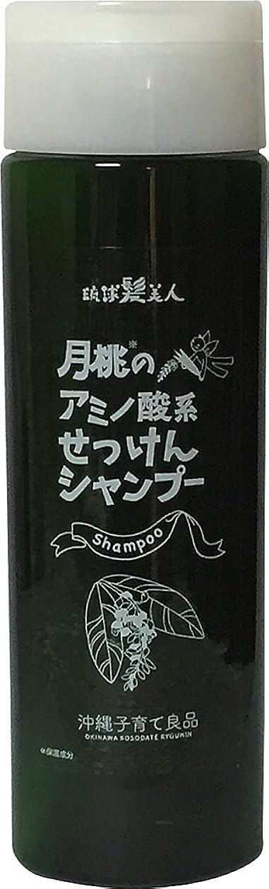 ジュース複数自動化沖縄子育て良品 月桃のアミノ酸系せっけんシャンプー 230ml