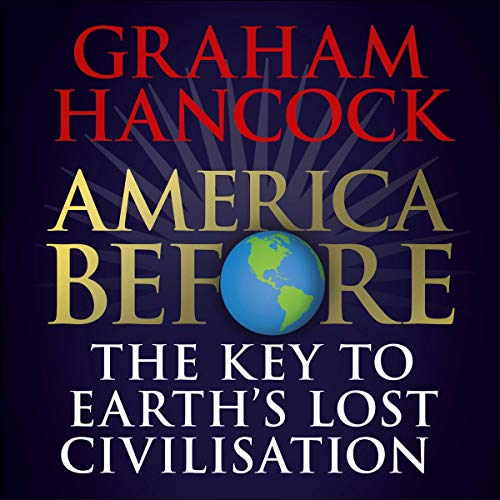America Before audiobook cover art