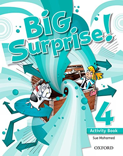 Big Surprise! 4. Activity Book - 9780194516235