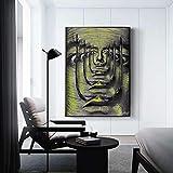 Salvador Dali Pintura clásica Impresiones abstractas Surrealismo Pintura en lienzo Imágenes artísticas de pared para la sala de estar Decoración del hogar 50x70cm (19.7x27.6in) Sin marco