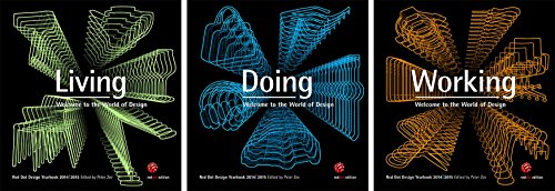 Red Dot Design Yearbook 2014/2015: Living, Doing & Working