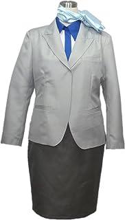 【ノーブランド品】2385ANA 羽田空港10代目制服 コスプレ衣装(女性M)