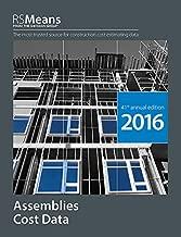 RSMeans Assemblies Cost Data 2016