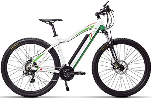 Unisex Bike, 29 Inch Electric Bike For Adults, Commuting Ebike With 13AH Battery, 350W Motor Electric Mountain Bike, Electric Mountain Bike Stealth Lithium Battery Moped ,Commuter City Road Bike