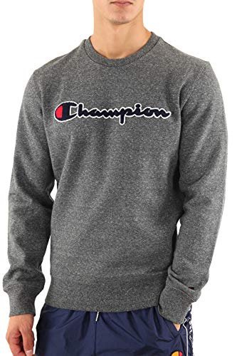 Champion Crew-Neck Herren 213511 F19 EM021 NOXM Grau, Grdkm (213511-em516), L