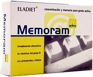 MEMORAM 60 COMP 500MG ELADIET 60 COMP