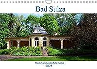 Bad Sulza - Staatlich anerkanntes Sole-Heilbad (Wandkalender 2022 DIN A4 quer): Der kleine Kurort an der Ilm. (Monatskalender, 14 Seiten )