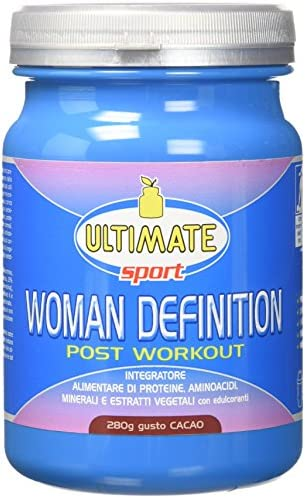 Ultimate Italia Woman Definition Post Workout Gusto280g Cacao