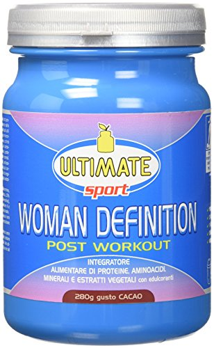 Ultimate Italia Woman Definition Post Workout gusto Cacao - 280g