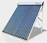 Colector solar by ECOPROPULSION colector solar térmico, colector solar de tubos, colector solar agua caliente TZ5818-15R1 código 7015