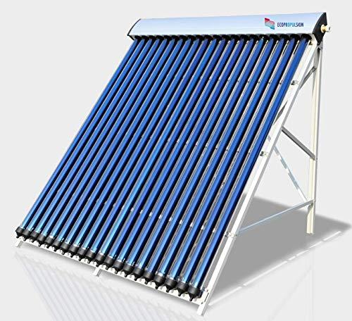 Röhrenkollektoren von ECOPROPULSION Vakuumröhrenkollektor, Solarkollektor, röhrenkollektoren für warmwasser, solarkollektor wasser TZ5818-15R1 code 7015