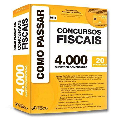 Como Passar Em Concursos Fiscais! (Em Portuguese do Brasil)