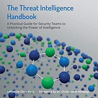 The Threat Intelligence Handbook audiobook cover art
