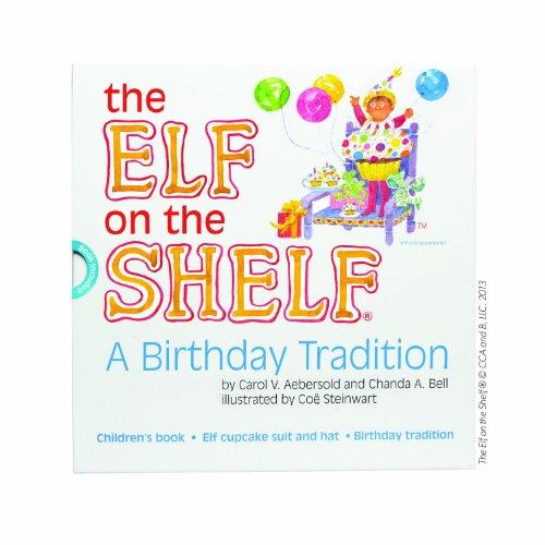 El Elfo en el Estante–una tradición de cumpleaños Libro