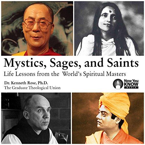 Mystics, Sages, and Saints cover art