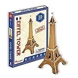 CubicFun Puzzle 3D Eiffel Tower (Tachan S3006h)