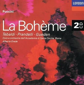 Puccini: La Boheme (Erede)