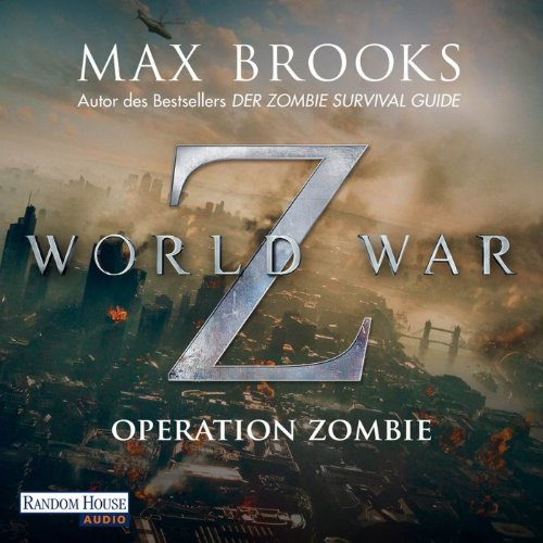 World War Z Audiobook By Max Brooks cover art