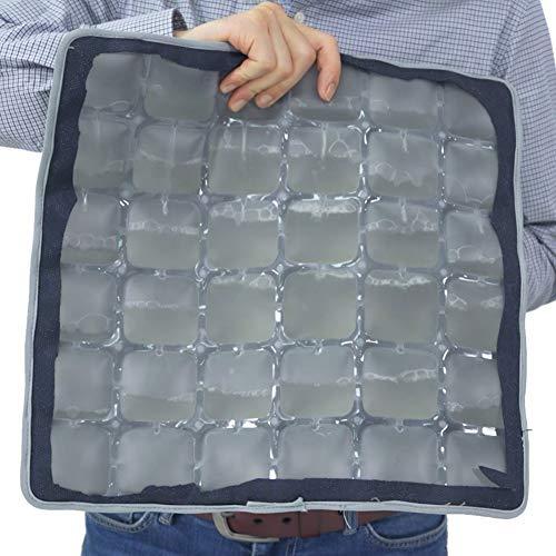 WANGXN Medizinische aufblasbare Matratze zur Linderung von Ischias-Steißbeinschmerzen Steißbein Sitzpolster