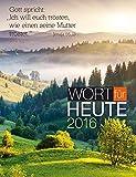 Wort für heute 2016 - Großdruck-Buchkalender