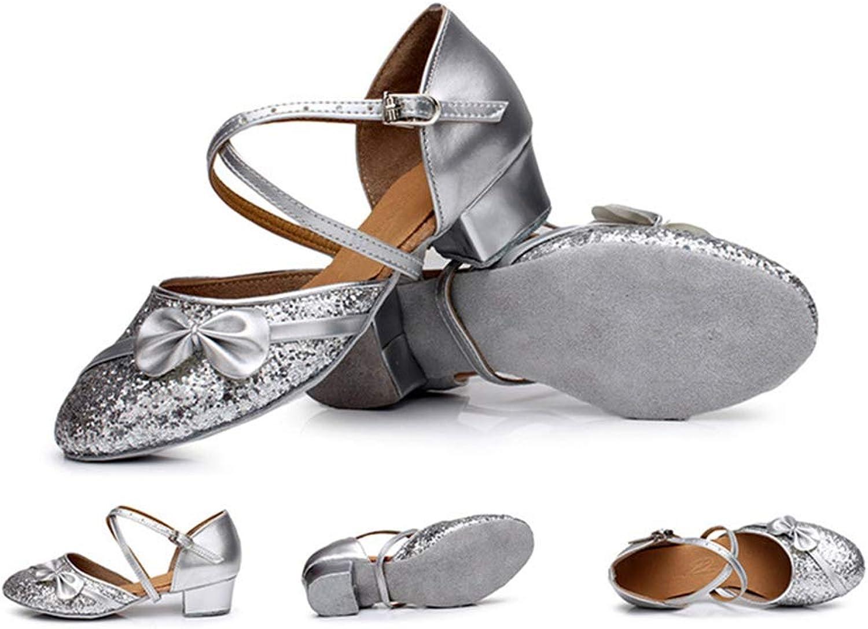 Cici shoes Women Ballroom Dance shoes Latin Salsa Bachata Performance Dancing shoes