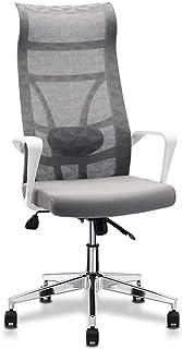 MHIBAX Gaming Chair Chair High Back Mesh Computer Chair Lift Chaise pivotante Taille Chaise de bureau Esports Seat