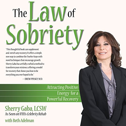 The Law of Sobriety audiobook cover art