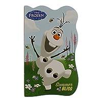 BP SHPD BRD bk-dsny Frozeサイズ1CT BP Shaped Board book-disney Frozen 5x 8