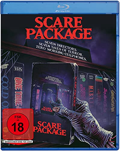 Scare Package [Blu-ray]
