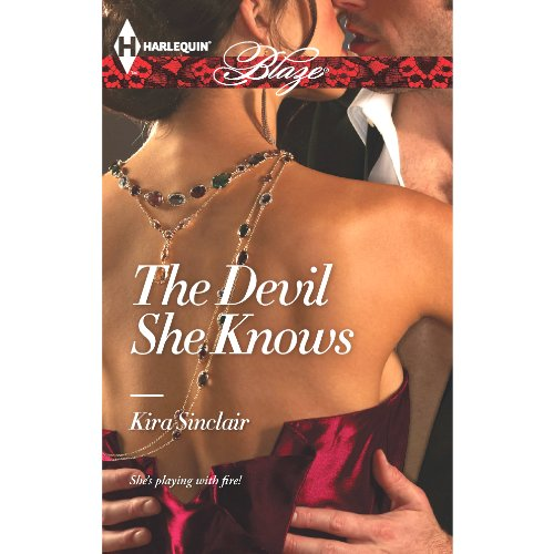 The Devil She Knows audiobook cover art