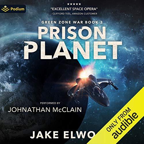 Page de couverture de Prison Planet