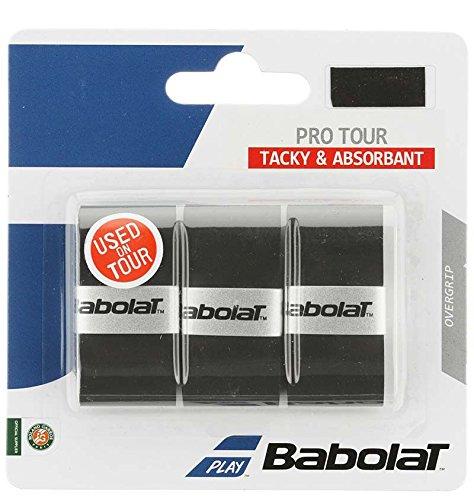 Babolat Pro Tour X3 Accesorio Raqueta de Tenis, Unisex Adulto, Black, Talla Única