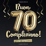 HOWAF Oro Rosa Compleanno Fascia Its My 70th Birthday Fusciacca Gadget per Decorazioni Festa di Compleanno per Donna 70 Anni Compleanno Regalo