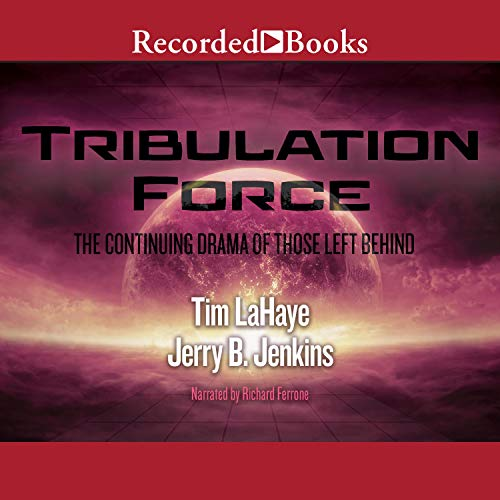 Tribulation Force Titelbild
