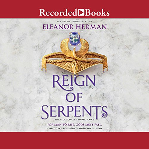 Reign of Serpents cover art